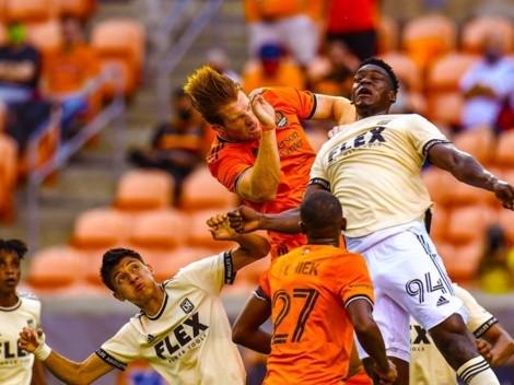 Sin Vela en cancha: LAFC sigue invicto tras empatar con Houston Dynamo