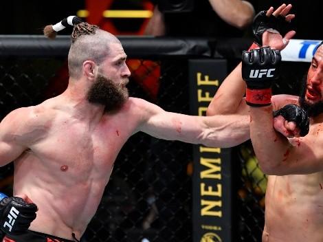 Dominick Reyes sufrió un brutal KO de Jiri Prochazka