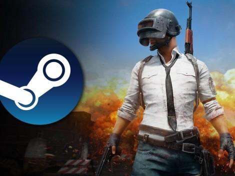 El PUBG sorprende y es lo más vendido de la semana en Steam