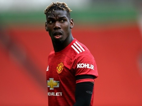 Manchester United eye three replacements if Paul Pogba does not re-sign