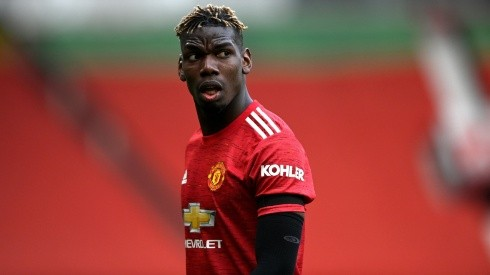 Paul Pogba of Manchester United (Getty)