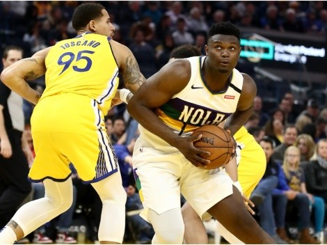 Pelicans and Warriors rematch looking for a spot in the play-in tournament