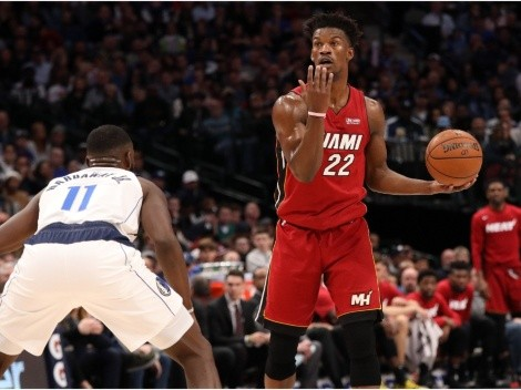 Heat and Mavericks meet in a crucial game ahead of the playoffs