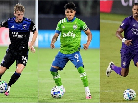 Los jugadores más destacados de la Semana 3 en MLS