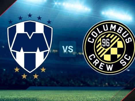 [HOY] Rayados vs. Columbus Crew: cómo y dónde ver EN VIVO el partido de Concachampions por TV y streaming