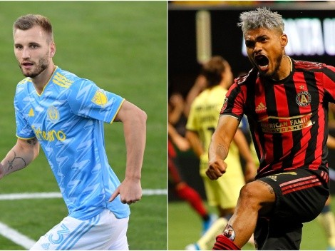 Philadelphia Union host Atlanta United today aiming to seal a place in 2021 Concachampions semifinals