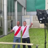 """""""Viva el Perú, viva la democracia"""": 'El Puma' Carranza y Waldir Sáenz se unen en divertido comercial"""