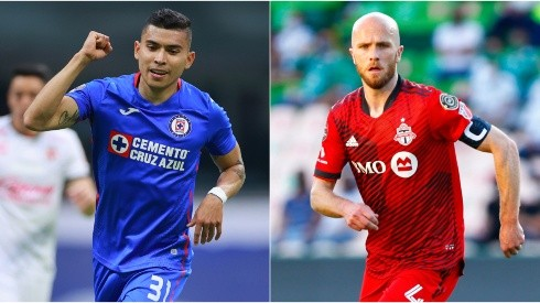 Cruz Azul face Toronto with great advantage in their favor (Getty).