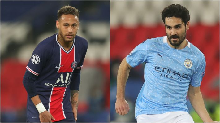 PSG vs. Manchester City EN VIVO jugarán por la Champions League 2021 (Fuente: Getty).