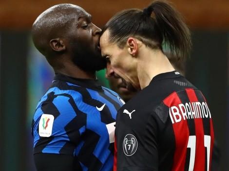 """Ahora inclínate"": Lukaku troleó a Zlatan tras consagrarse campeón de la Serie A"