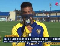 """Fabra eligió a Villa como el jugador más feo de Boca: """"Él ya lo sabe"""""""