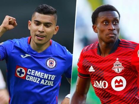 Final: Cruz Azul 1-0 Toronto FC: duelo por la Concachampions