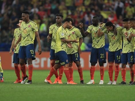 Jugadores de la Selección Colombia mostraron su dolor por la situación del país