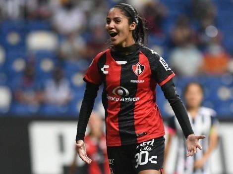 """Barrilete cósmica"": Alison González se consagró como Campeona de Goleo"