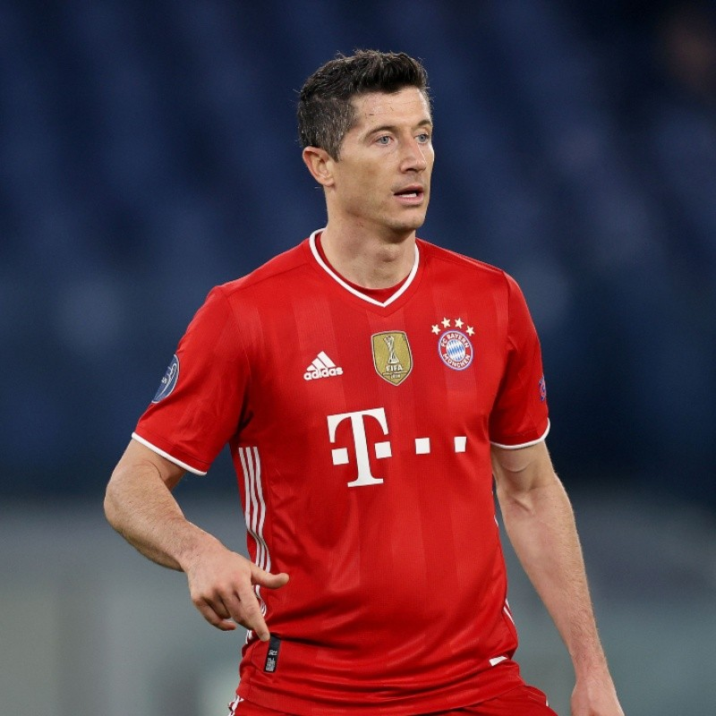 Robert Lewandowski Bayern Munich S Star May Leave To Continue His Career In The Premier League
