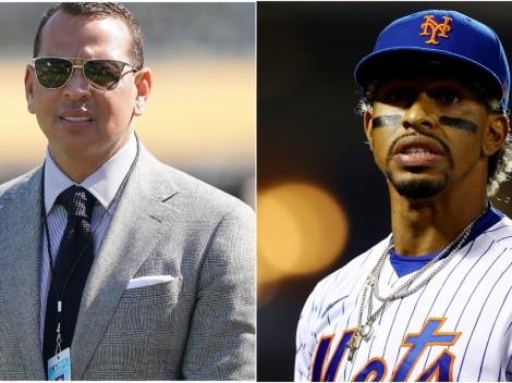 A-Rod aconseja a los Mets penalizar a Lindor por conectar homeruns