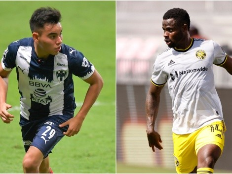 Monterrey and Columbus Crew clash today for a place in the Concachampions semifinals