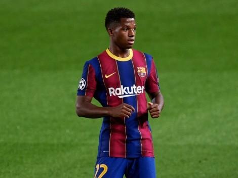 Ansu Fati to undergo third knee surgery with Cristiano Ronaldo's doctor
