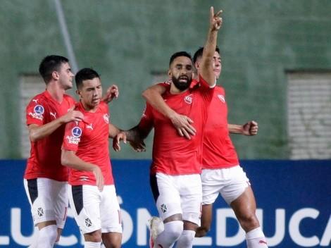 Qué no pasó: Independiente jugó contra todo y todos y empató 2-2 en Brasil