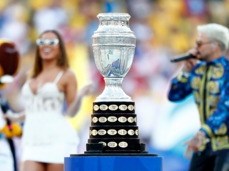 What will be the opening match of the Copa America 2021?