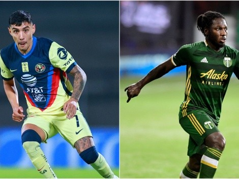 Club America and Timbers clash today at Estadio Azteca seeking the Concachampions semifinals