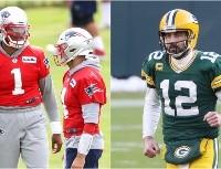 Con 2 quarterbacks incluidos: la oferta que Patriots haría por Aaron Rodgers