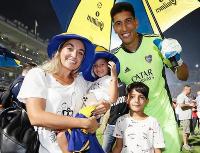 """""""Mercenarios"""": la esposa de Andrada destruyó a la dirigencia de Boca en Instagram"""