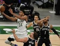 El peor error de Brooklyn Nets le dio a Milwaukee Bucks el pase a NBA Playoffs