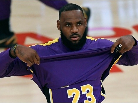 LeBron James makes worrying statement over his injury and the future of his career