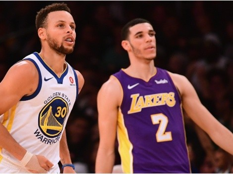 Lonzo Ball explains the secret behind Stephen Curry's success
