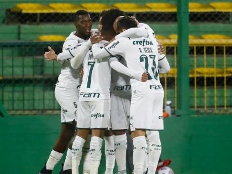 El récord del River de Marcelo Gallardo que está por romper Palmeiras