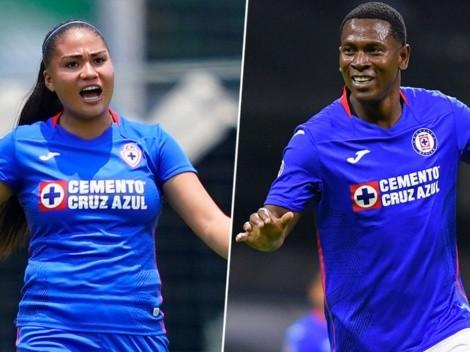 Sello Cruz Azul: El golazo de Bryan Angulo que recordó al de Rebeca Villuendas