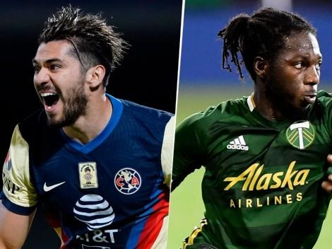 FINAL: América 3-1 Portland Timbers por la Concachampions