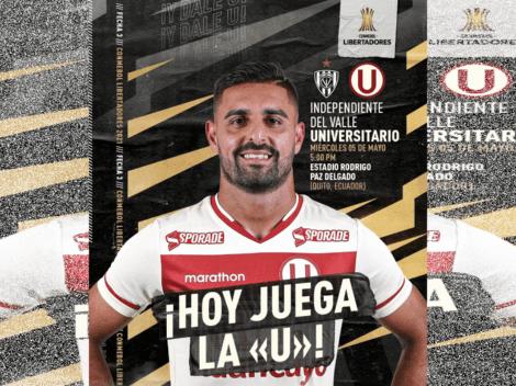 Van por el golpe: Universitario prepara once ofensivo para vencer a Independiente del Valle