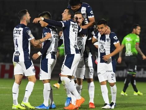 Sin Rogelio Funes Mori: posible alineación de Monterrey para recibir a Columbus Crew