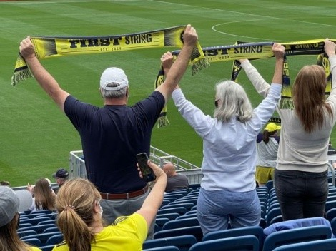Take a look at the gameday experience at Nashville SC