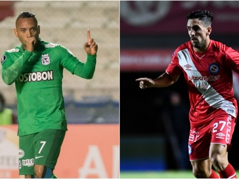 Atletico Nacional and Argentinos Juniors clash today in Matchday 3 of the Copa Libertadores 2021