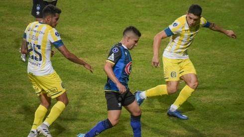 Huachipato mereció algo más que el empate en la Copa Sudamericana.
