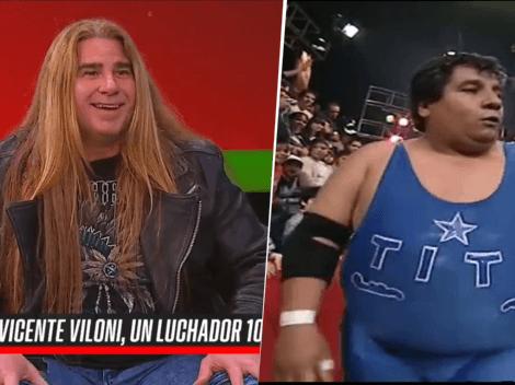 Vicente Viloni reveló en vivo el apodo secreto que tenía Tito Morán