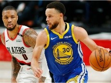Damian Lillard says Stephen Curry will be the second-best point guard ever