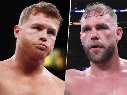 Canelo Álvarez vs. Billy Joe Saunders (Foto: Getty Images).