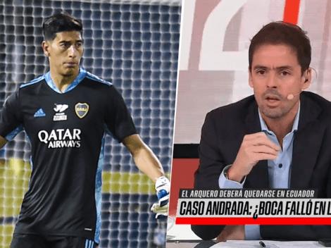 """Mariano Closs se re calentó con Andrada: """"El chico salió con síntomas y no dijo nada"""""""