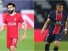 Report: PSG target Mohamed Salah in case Kylian Mbappe departs this summer