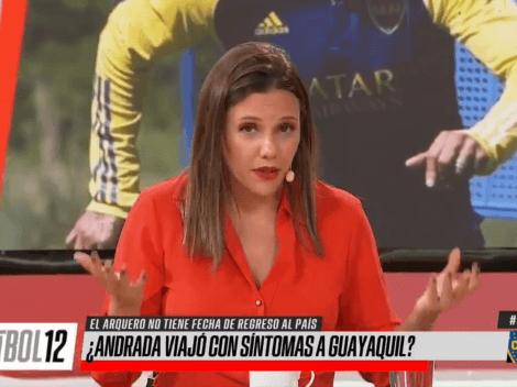 """Rubinska: """"Las leyes nacionales están por encima de Boca"""""""
