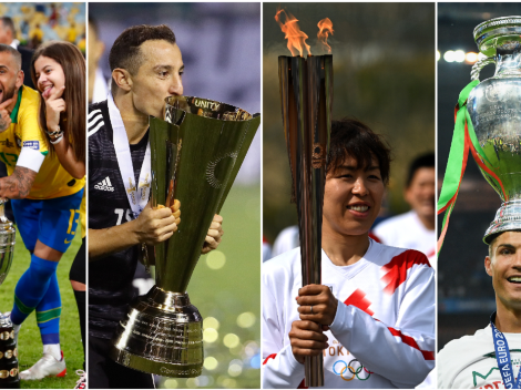 Copa Oro 2021 y mucho más: un año a puro futbol y deportes