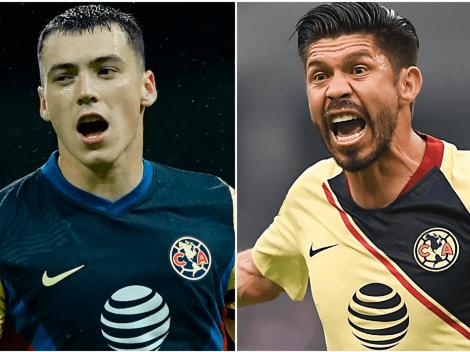 """América destacó Viñas como el """"el mejor 24"""" y olvidaron a Oribe Peralta"""