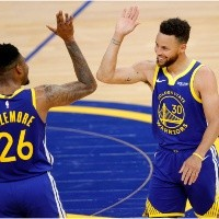 A fuerza de Stephen Curry, los Warriors se ilusionan con los playoffs
