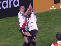 Video: Always Ready hizo un gol y metió el mejor festejo de la Copa Libertadores