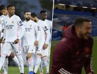 Sacan a la luz cómo reaccionó el plantel del Real Madrid al ver las risas de Hazard