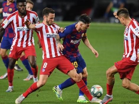 Barça vs. Atlético: Los onces que perfilan Koeman y Simeone para la batalla del Camp Nou